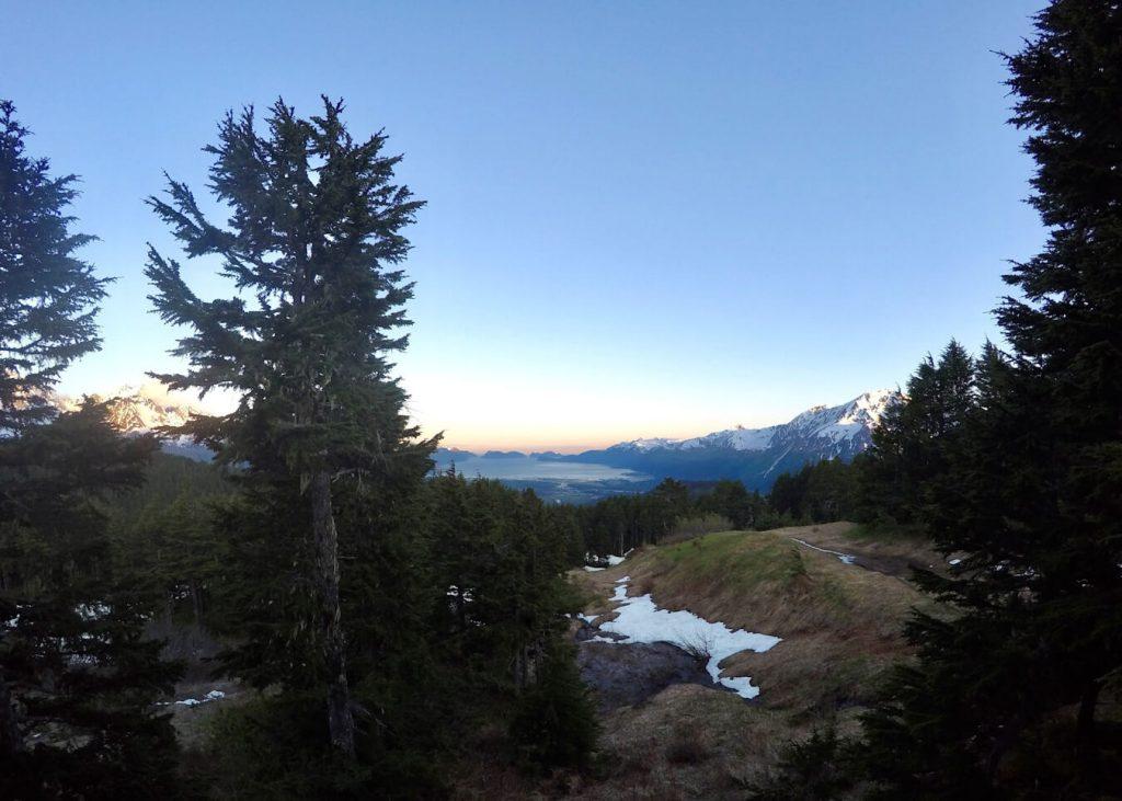Lost Lake Trail Dale Clemens Seward Alaska