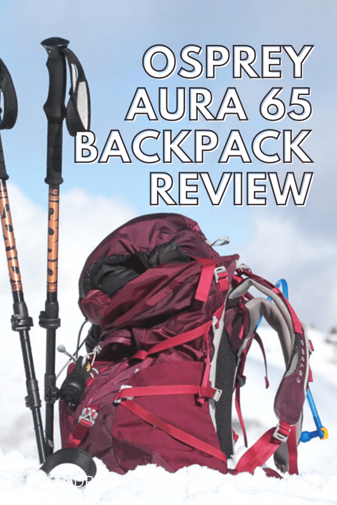 One of the best women's osprey backpacking pack is the Osprey Aura AG 65L Backpack. I love using this backpack on overnight trips to week-long adventures.    Choosing the right backpack means that you'll have a comfortable pack to carry heavier loads over multiple days.   Check out my review on the Osprey Aura backpacking pack.
