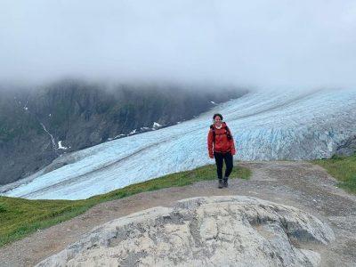 Hike Harding Icefield Trail in Seward