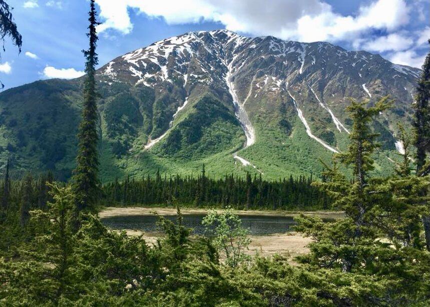 Johnson Pass Alaska