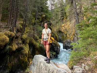 Hike Winner Creek Trail in Girdwood