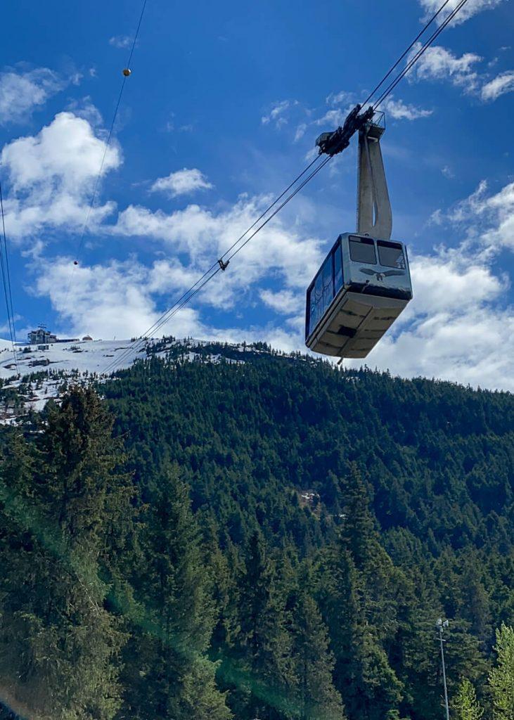 alyeska resort tram
