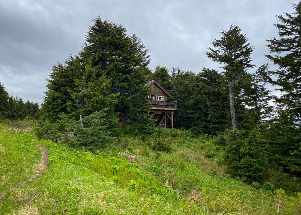 dale clemens cabin seward alaska