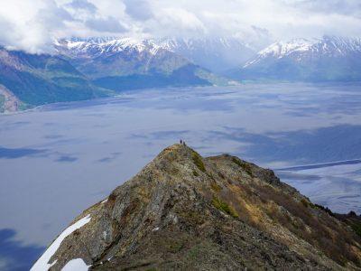 Hike Hope Point in Hope, Alaska