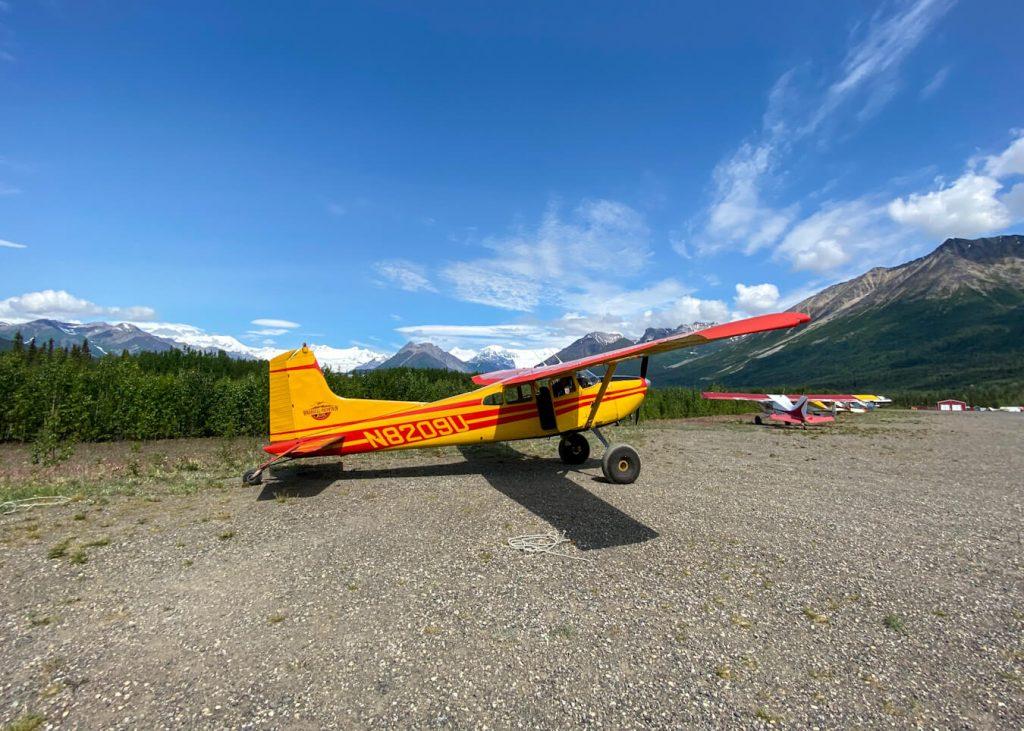 Wrangell Mountain Air Alaska Bush Flights