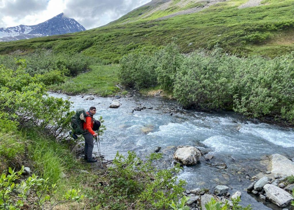 monahan creek crossing alaska