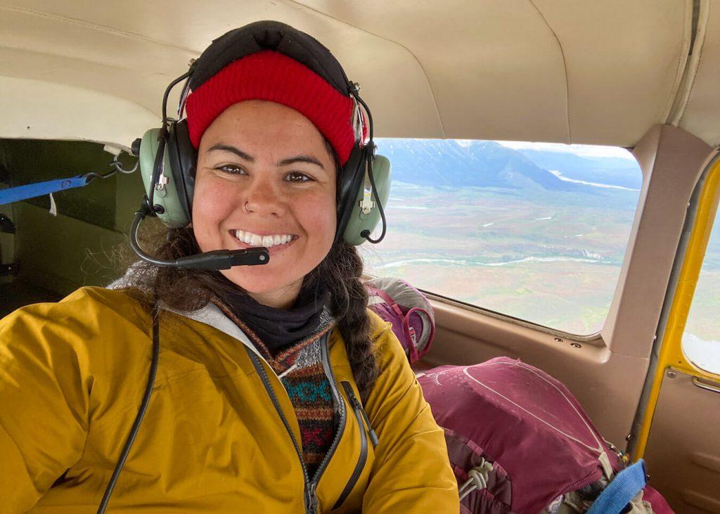 andrea kuuipo bush flight wrangell st elias national park