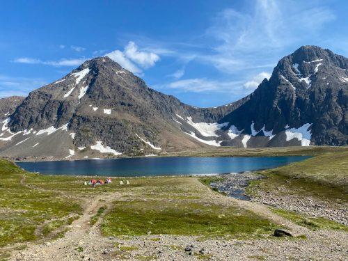 Hike Rabbit Lake Anchorage Alaska