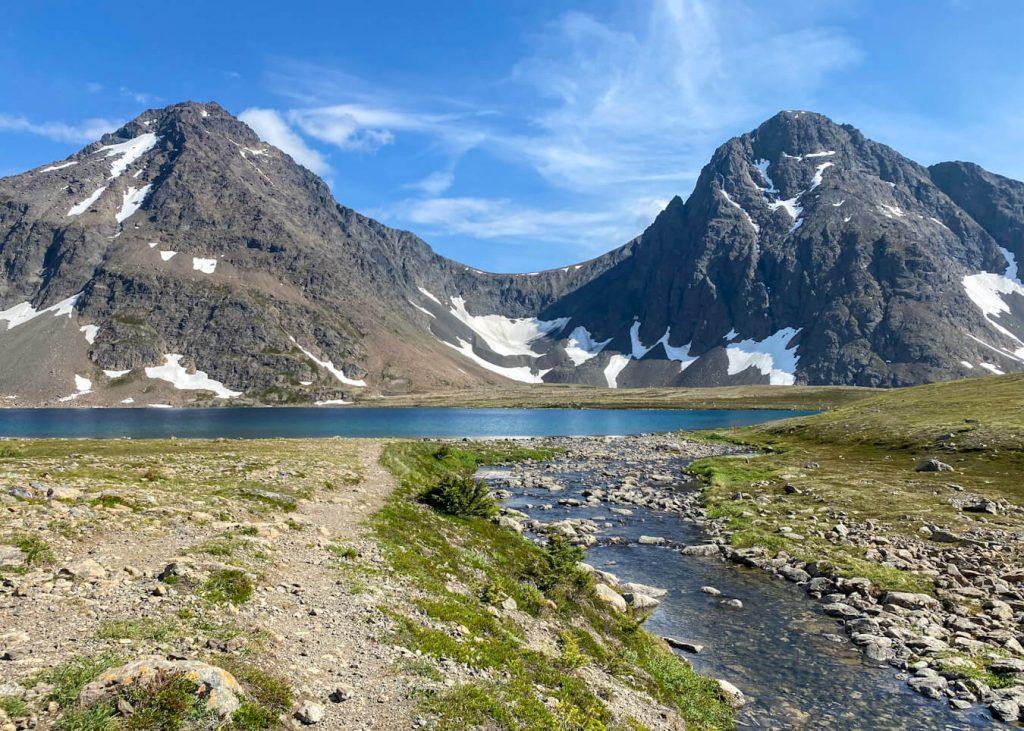 hike rabbit lake trail anchorage alaska