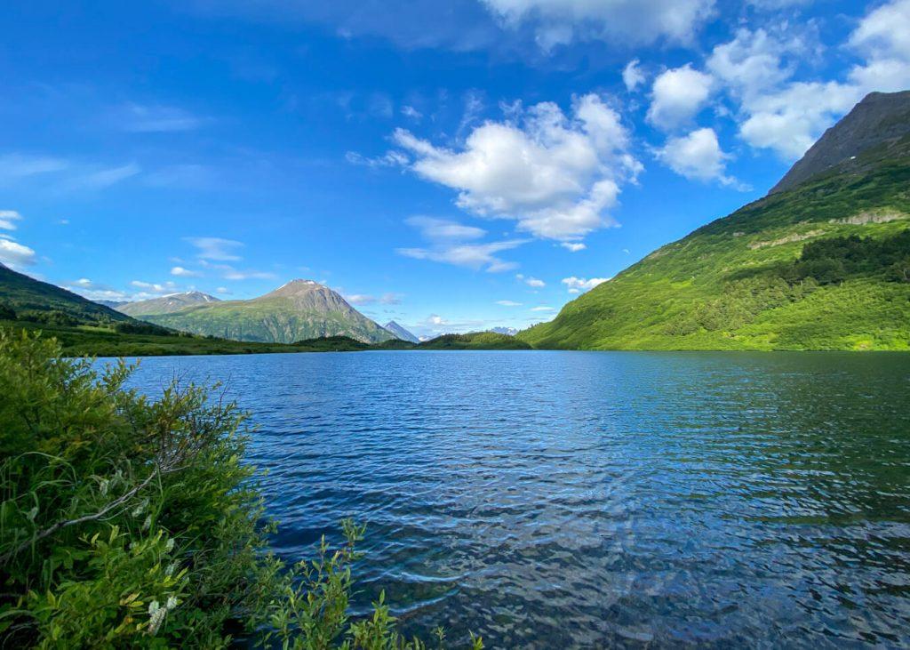 carter lake moose pass alaska