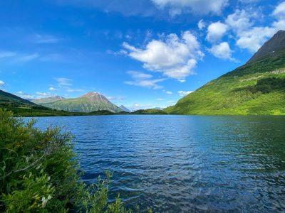 Hike Carter Lake Trail Near Moose Pass, Alaska