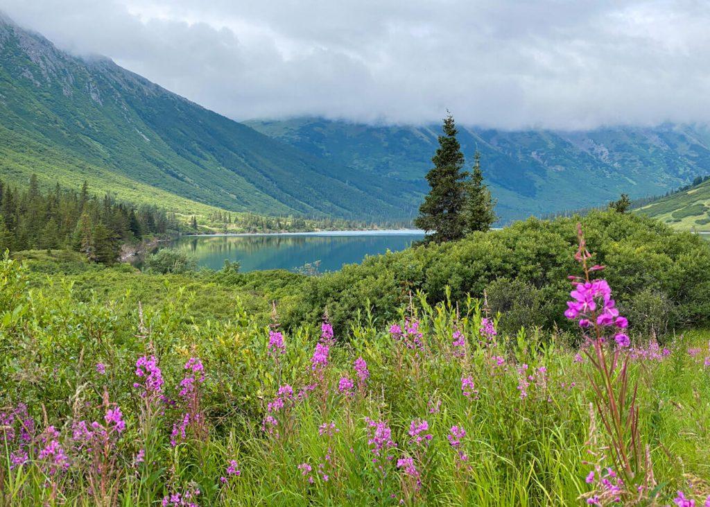 crescent lake alaska
